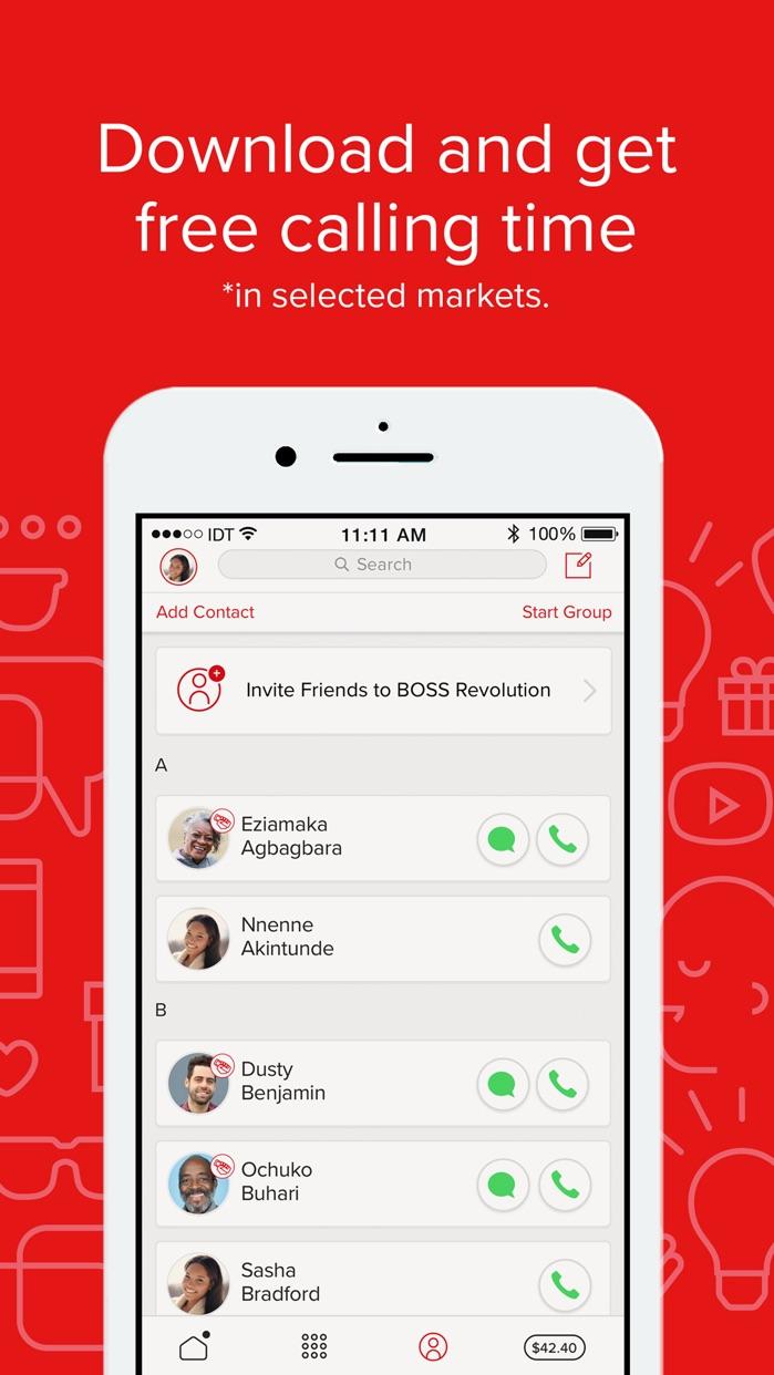 BOSS Revolution: Cheap Calls Screenshot