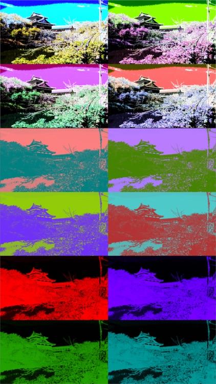 Art Serigraphy - Photo Editor
