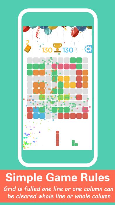 Checker1010+puzzle game screenshot four