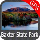 Baxter State Park - GPS Map Navigator icon