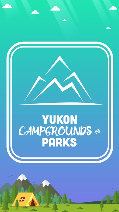 Yukon Campgrounds & Parks Screenshot