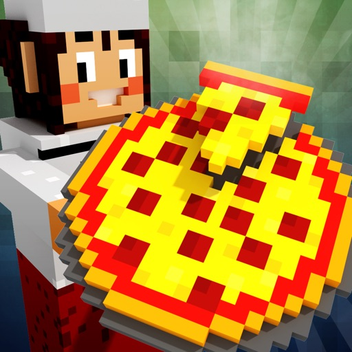 Blocky Pizza: Кулинарная Игра