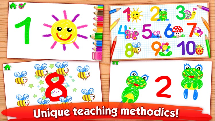 123 Draw for kids! FULL