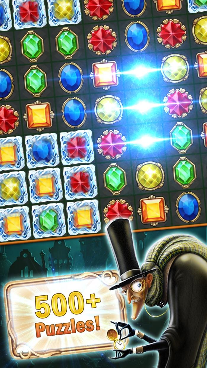 Clockmaker – Match3 Puzzle Screenshot