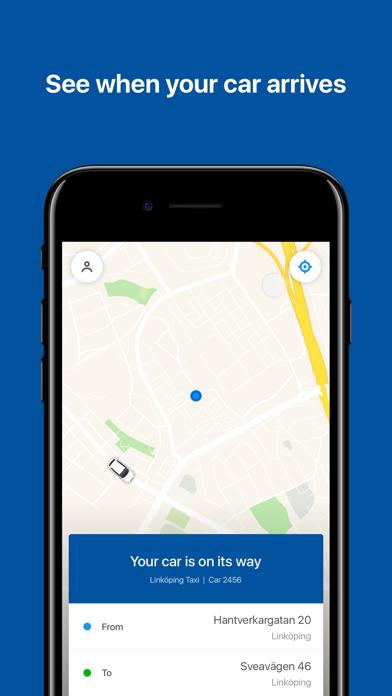 Uber Taxi Linköping