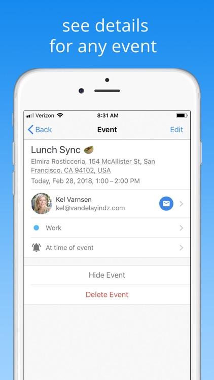 Pod - Calendar & Scheduling screenshot-6