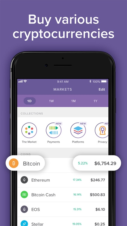 Circle Invest: Cryptocurrency screenshot-6