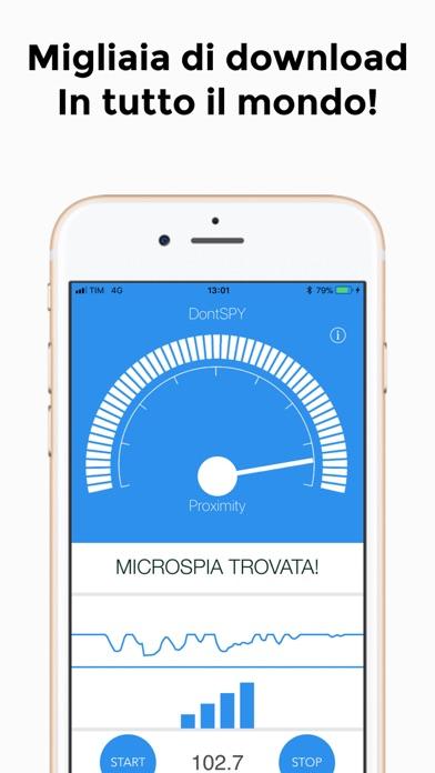 programma android per rilevare microspie