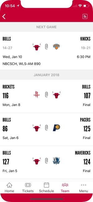 how to link ipad and iphone chicago bulls on the app 9786