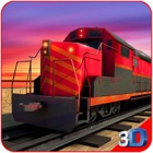 Real Express Train Driving Sim icon
