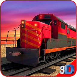 Real Express Train Driving Sim