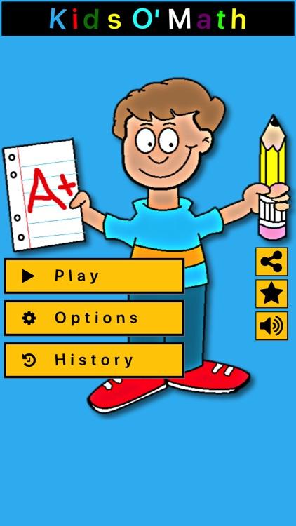 Kids O Math - Kids Math Game by Enes Mehinovic