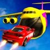 Cars Stunts Battle In Plane