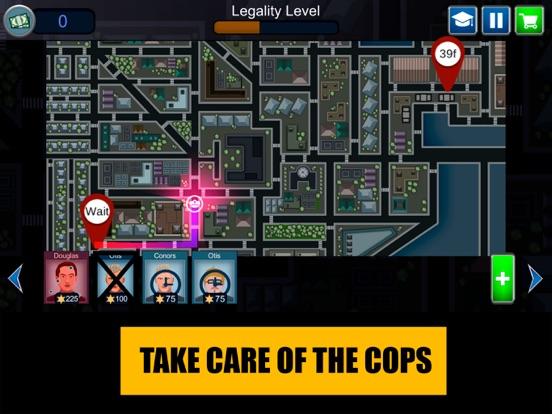 Police City Operator-ipad-3