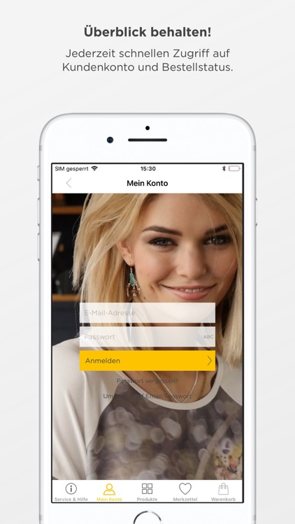 BAUR - Shopping App screenshot-3
