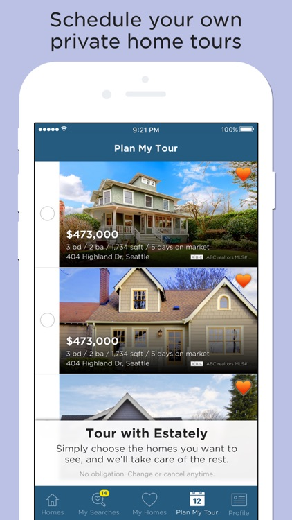 Estately Real Estate screenshot-1