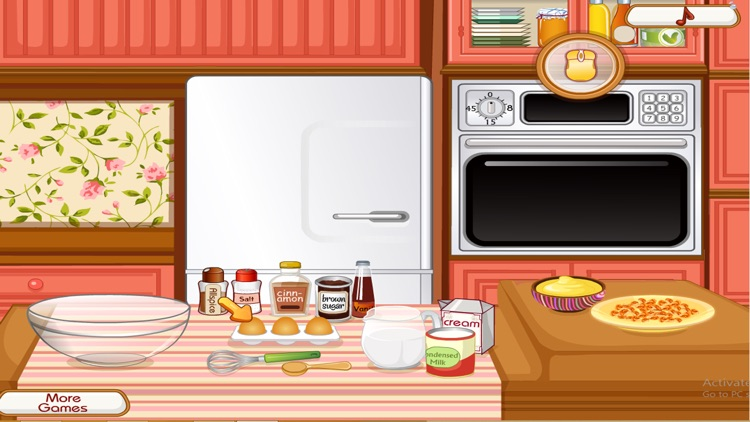 Bake a Cake - Cooking games screenshot-4