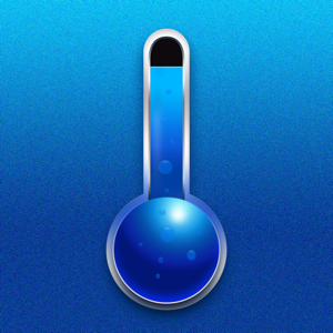 Real Thermometer Pro - Temperature measurement app