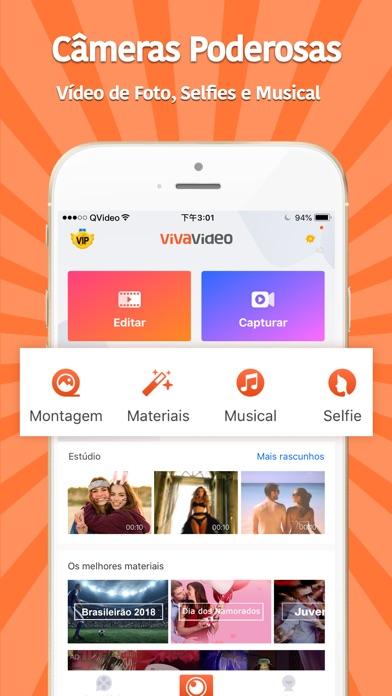 Baixar VivaVideo - Editor de Vídeo para Android