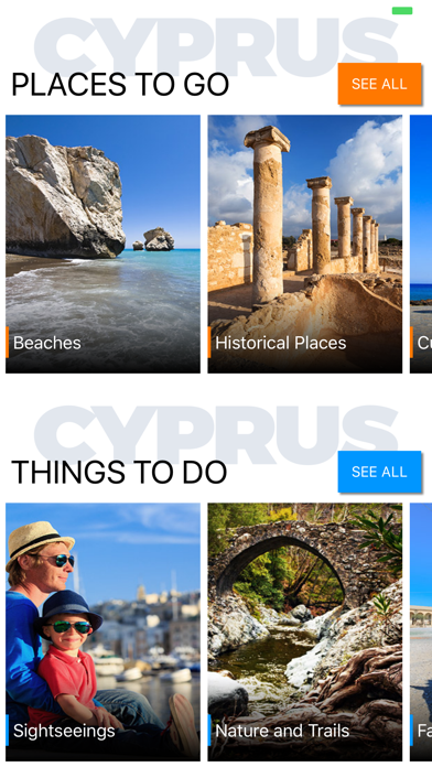 Cyprus Secrets: Travel Guide screenshot three