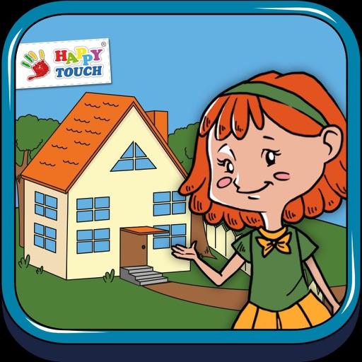 Anne zeigt ihr Zuhause - Erste Wörter HAPPYTOUCH®