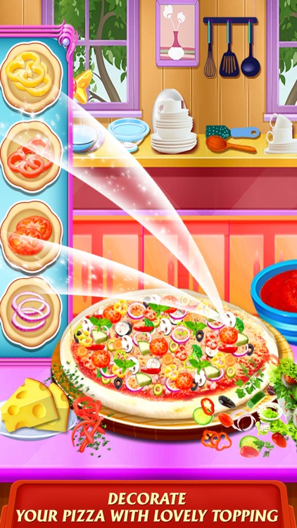 Pizza Maker Games: Pizza Games screenshot-2
