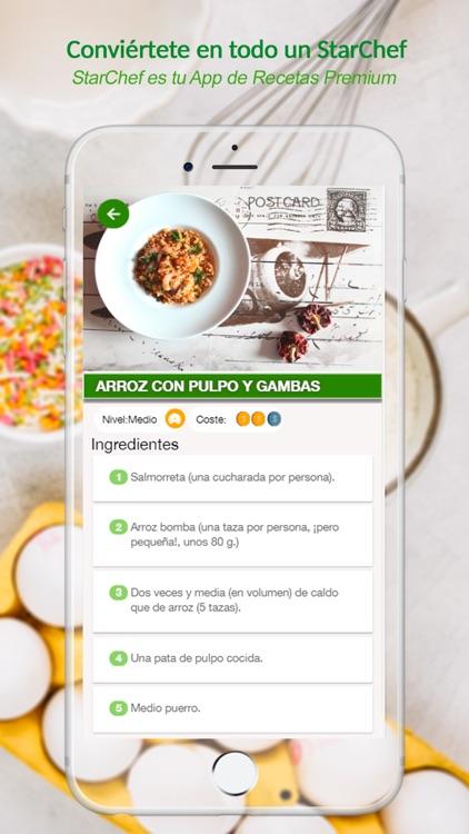StarChef: Recetas de Cocina screenshot-7