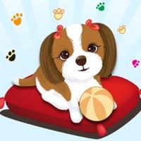 Happy Cute And Fun Puppy Dog Emoji Photo Stickers - App - iOS me