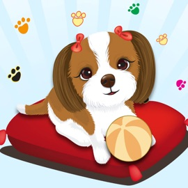 Happy Cute And Fun Puppy Dog Emoji Photo Stickers On The App Store