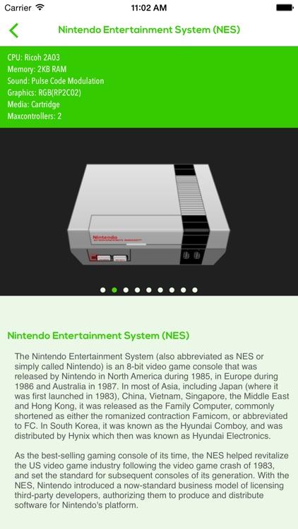 Retro Gamer Lite screenshot-4