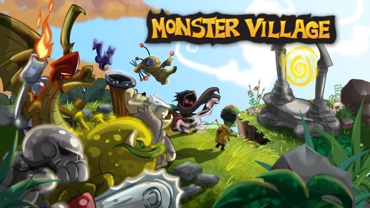 Monster Village Farm