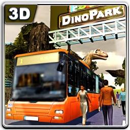 Dino Park Bus Tour - 3D Driver