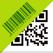 QRコードリーダー•バーコードリーダー-アイコニット