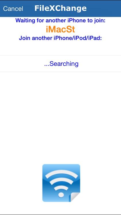 FileXChange - file manager screenshot-4