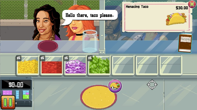 Gunman Taco Truck screenshot-3