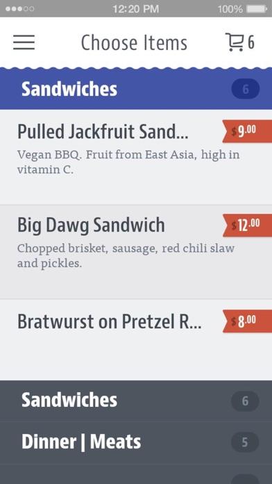 Blue Pit BBQ screenshot 3
