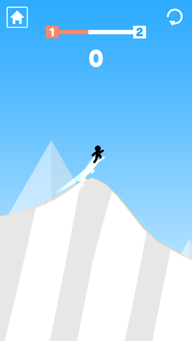 Hill Jumper screenshot 2