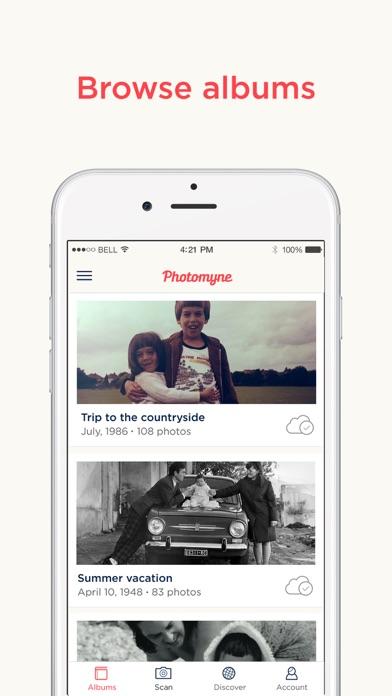 Photo Scanner Lite app image