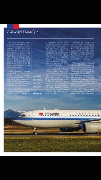 Airways Magazine screenshot four