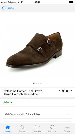 Schuhe zum Leben i App Store