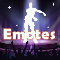 Emotes for Dances Fortnite