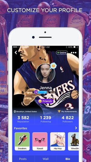 Hardwood Amino On The App Store