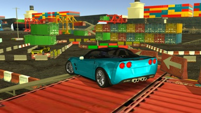 Excited Parking - Car Driving Parking Simulator-3