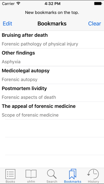 Oxford Handbook of Forensic Medicine screenshot-4