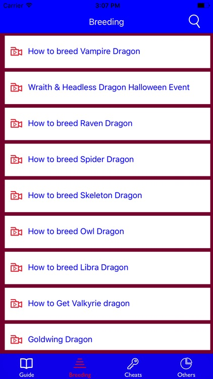 Best Breeding Guide for Dragon Story Version screenshot-3