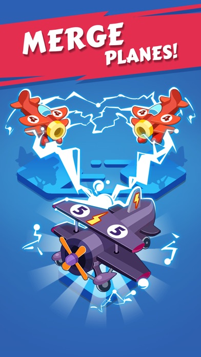 download Merge Plane - Best Idle Game