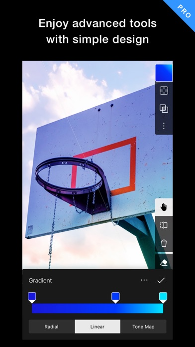 download Polarr Editor de fotos apps 6
