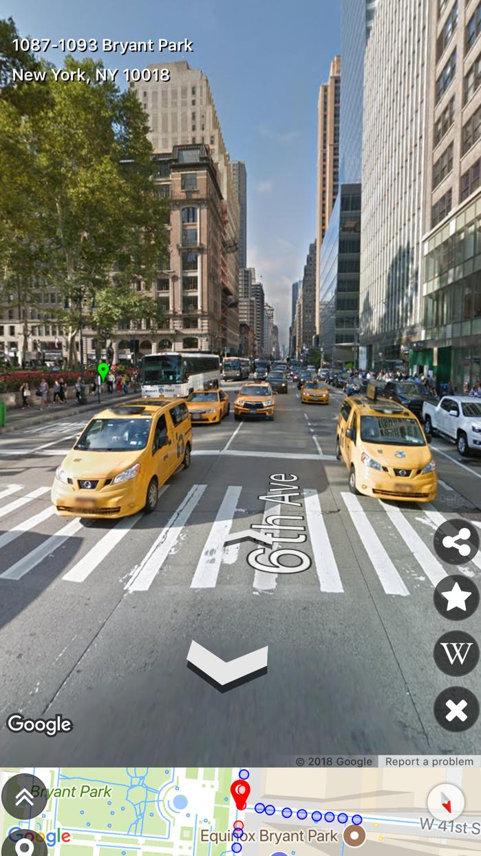 GSVExplorer for Google Maps™ Screenshot