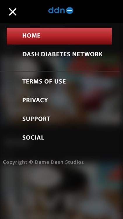 Dash Diabetes Network