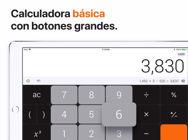 La Calculadora. en App Store